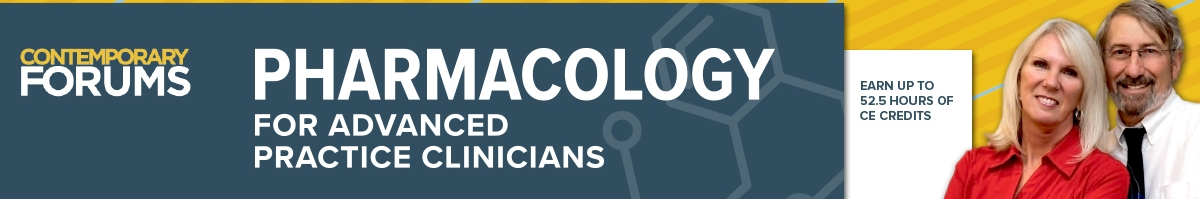 2018 Pharmacology for Advanced Practice Clinicians