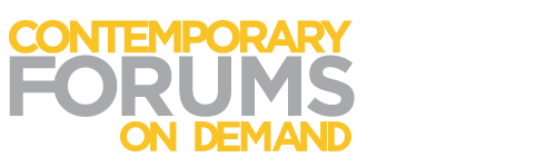 Contemporary Forums Online Logo
