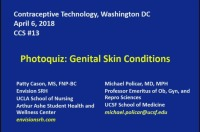 Photoquiz: Genital Skin Conditions(RX= 1 hour)