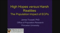 High Hopes versus Harsh Realities: The Population Impact of Emergency Contraceptive Pills