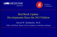 #12 Red Book Update: Developments Since the 2015 Edition ACPE #0263-000-16-661-L01-P (1.25 contact hrs.)