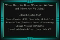 LUNCH PRESENTATION! - Where Have We Been, Where Are We Now, and Where Are We Going? (Bring your lunch to enjoy while listening to this engaging and entertaining look at how neonatal care has evolved. .75 hr. CE credit provided.