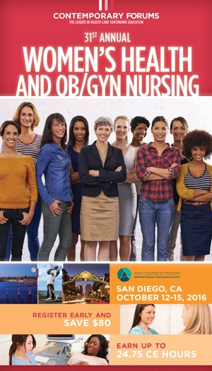 2016 Women's Health & OB/GYN Nursing