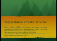 Engagement as a Means for Safety