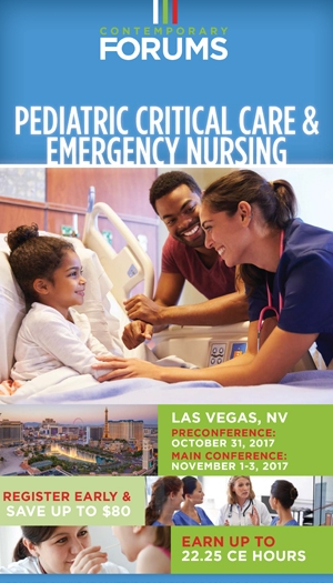 2017 Pediatric Critical Care & Emergency Nursing Conference