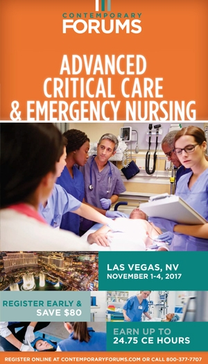 2017 Advanced Critical Care & Emergency Nursing Conference