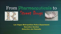 Drug Trends: From Pharmaceuticals to Street Drugs - Q&D (Rx = .25 hr.) - Faculty Panel