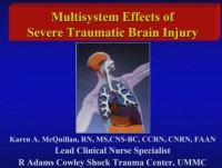 #12 Multi-System Effects of Traumatic Brain Injury