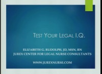 Test Your Legal I.Q