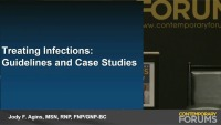 Treating Infections: Guidelines and Case Studies (RX-2.75 hr)