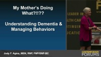 Psychopharmacology & Neuropharmacology, Dementia and Behaviors (RX - 6 hrs)