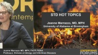 Hot Topics in STDs (RX= .75 hours)