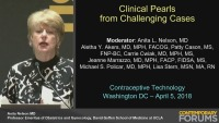 Clinical Pearls from Challenging Cases (RX= 1.5 hours)