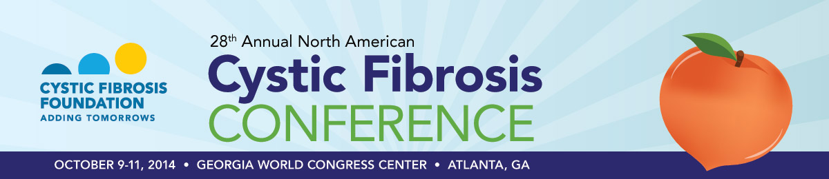 Live Stream of the 28 th  Annual North American Cystic Fibrosis Conference