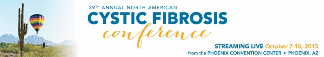 29 th  Annual North American Cystic Fibrosis Conference