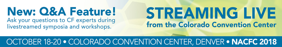 The 32nd Annual North American Cystic Fibrosis Conference (NACFC) Livestream