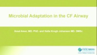 S12--INF/MIC: Microbial Adaptation in the CF Airway icon