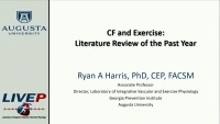 S23--PT&RT: Literature Review of Hot Topics in RT & PT Care icon