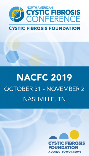 33rd Annual North American Cystic Fibrosis Conference