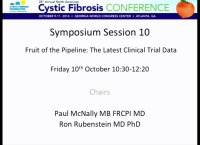S10: NT: Fruit of the Pipeline: The Latest Clinical Trial Data