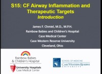 S15: APP&D: CF Airway Inflammation & Therapeutic Targets
