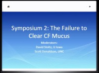 S02: APP&D: The Failure to Clear CF Mucus