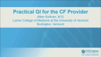 SC02: CLIN: Absolutely Practical CF-Gastroenterology Course (TICKET REQUIRED)