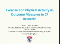 SC07: PT& RT: Research & Exercise in CF: Where Do We Start? Where Do We Go? (TICKET REQUIRED)