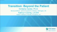 W10: SW/PSYCH: Transition: Beyond the Patient