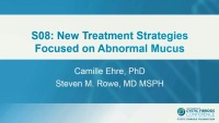 S08: APP&D: New Treatment Strategies Focused on Abnormal Mucus