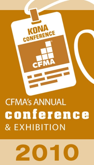 CFMA's 2010 Annual Conference & Exhibition