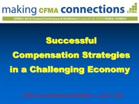 Successful Compensation Strategies in a Challenging Economy