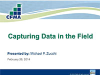 Capturing Data in the Field