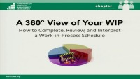 360 View of Your WIP