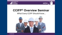 CCIFP Overview Seminar - Budget Planning, Human Resources, and Legal - Day 2