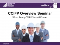 CCIFP Overview Seminar - IT, Risk Management, and Taxes - Day 4