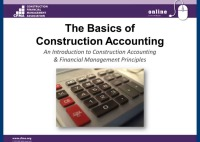 Basics of Construction Accounting - Day 4