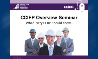CCIFP Overview Seminar: Accounting and Reporting - Day 1