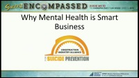 Why Mental Health Is Smart Business