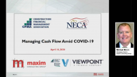 Cash Flow Amid Covid-19