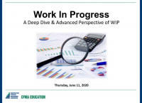 Work in Progress: A Deep Dive & Advanced Perspective of WIP - Day II