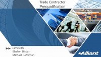 Trade Contractor Prequalification - A Guide to Prepare You for What Is Expected to Come in a Post COVID-19 World