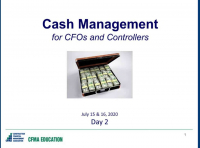 Cash Management - Day 2