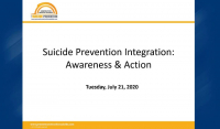 Suicide Prevention in the Construction Industry - Day 1