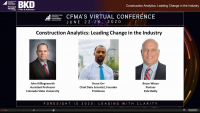 Construction Analytics: Leading Change in the Industry