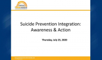 Suicide Prevention in the Construction Industry - Day 2