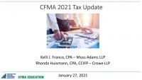 2021 Construction Tax Update