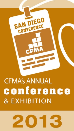 CFMA's 2013 Annual Conference & Exhibition