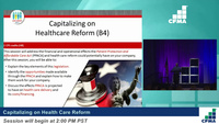 Capitalizing on Health Care Reform