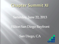 Chapter Summit XI